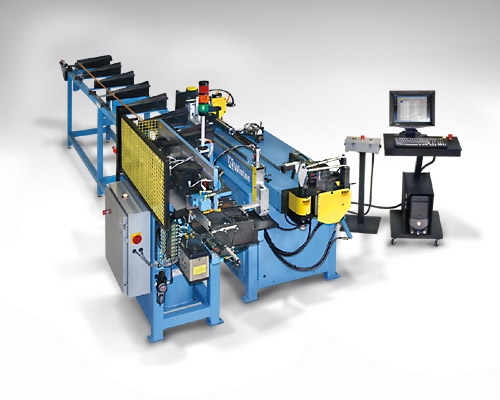 RD20 CNC Tube Bender with Integrated Tube Cutter