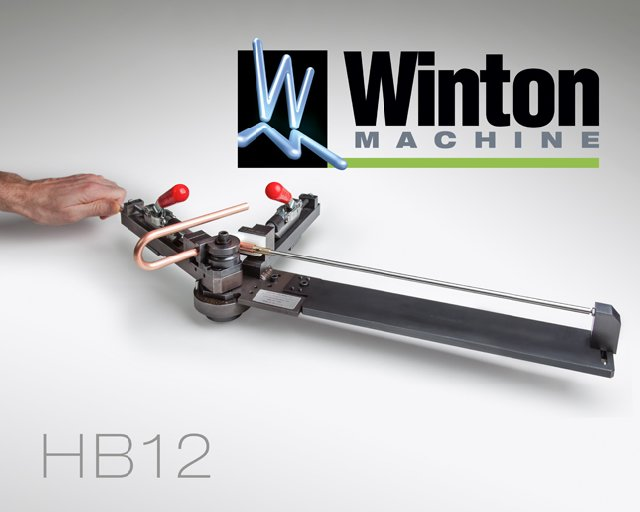 HB12 Rotary and/or Wipe Tube Bender