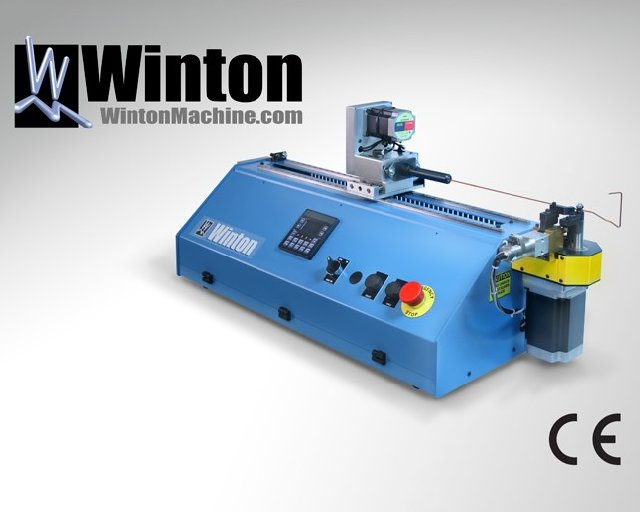 CX6 All electric Semi-Rigid Coax CNC Bender