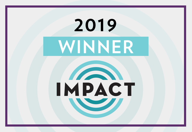 2019 IMPACT Award Winner for Small Business