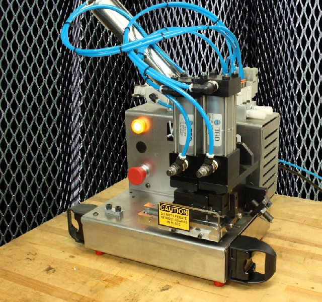 Benchtop Rotary-Compression Tube Bender