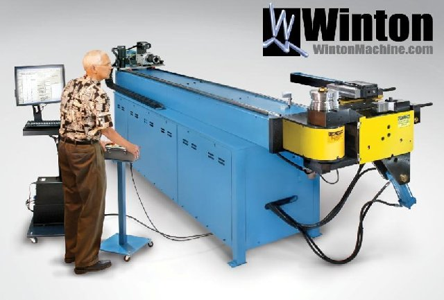 CNC Tube Bending Machines, Tube Benders & End Formers